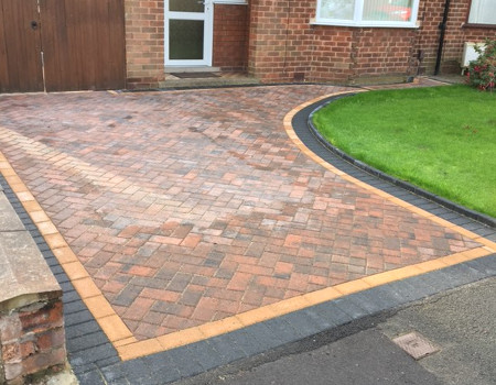 local block paving company Reigate