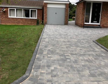 block paving company West Norwood