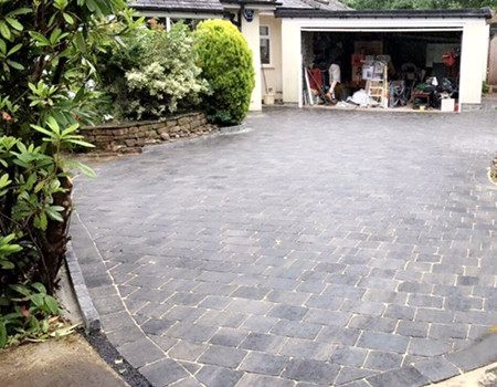 local block paving West Norwood