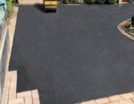 local tarmac company Oxted